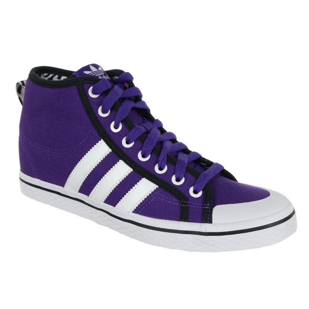 adidas originals honey stripes up damen turnschuhe high top sneakers ebay. Black Bedroom Furniture Sets. Home Design Ideas