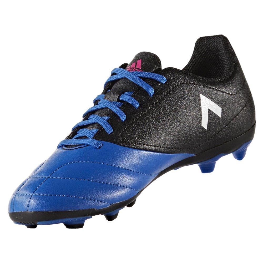 Détails sur Adidas Performance Ace 17.4 FXG Junior Chaussure De Football Enfants Chaussures de foot bleu afficher le titre d'origine