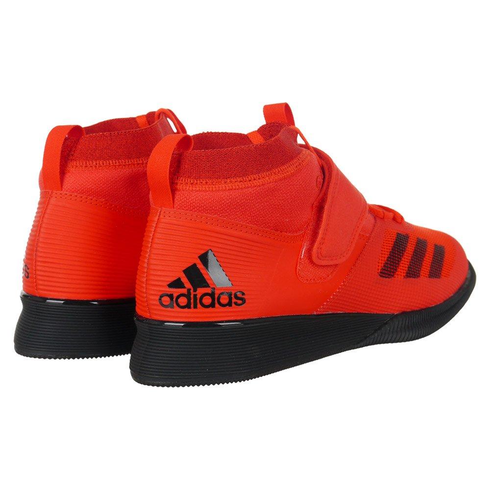 Details zu adidas Herren Crazy Power RK Gewichtheben Schuhe Rot Sportschuhe Turnschuhe