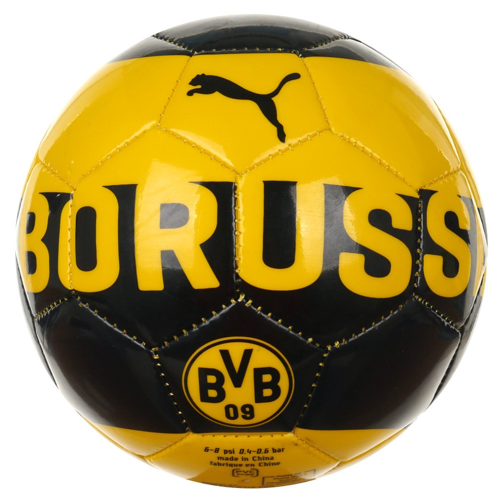 Details About Puma Bvb Borussia Dortmund Fan Football Size 1 Yellow Black 082827 01 Show Original Title