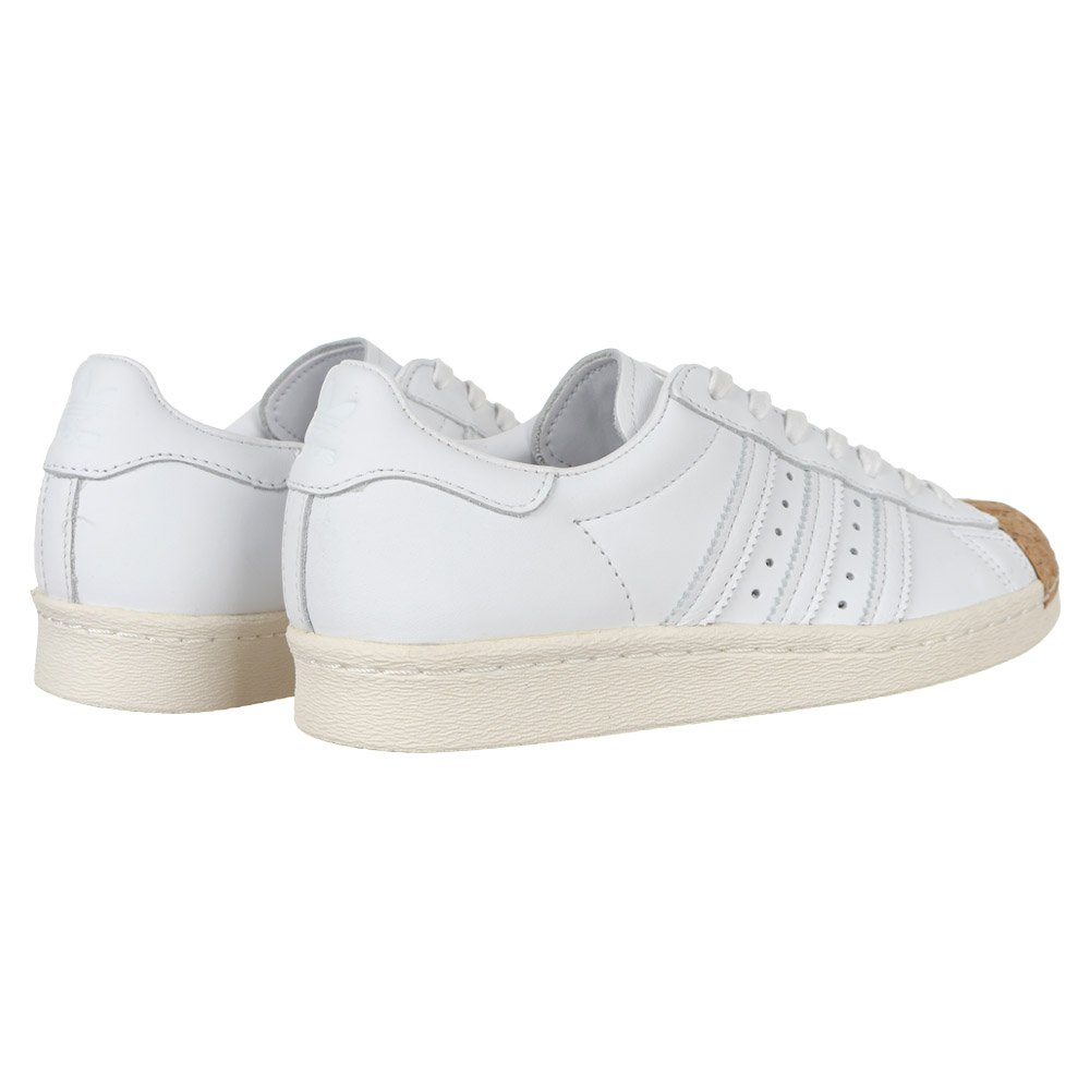 Details Damen 80s Adidas Leder Sportschuhe Superstar Schuhe Cork Sneaker zu Originals TJFclK1
