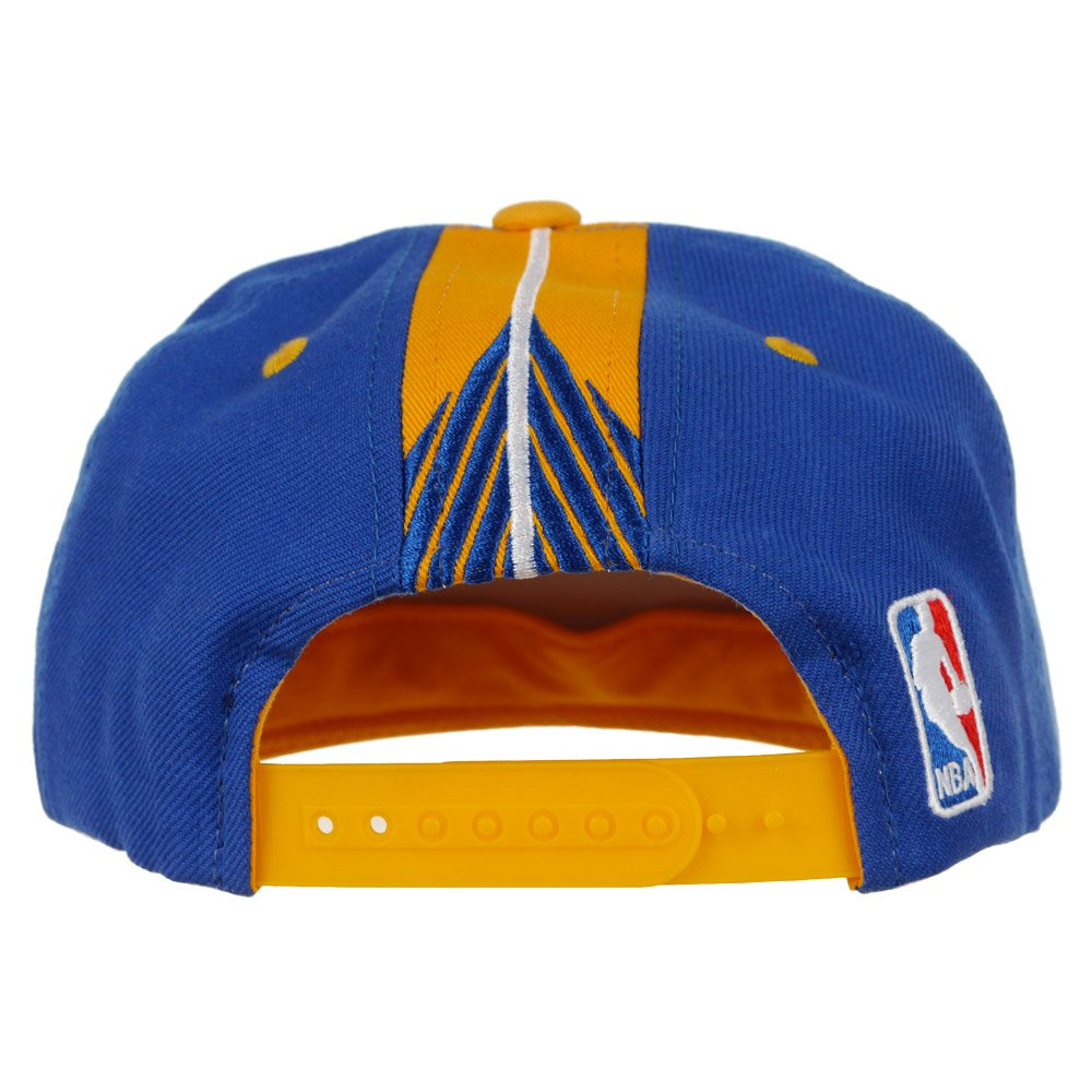 Details about Adidas NBA Golden State Warriors Flat Brim Snapback Cap Cap show original title