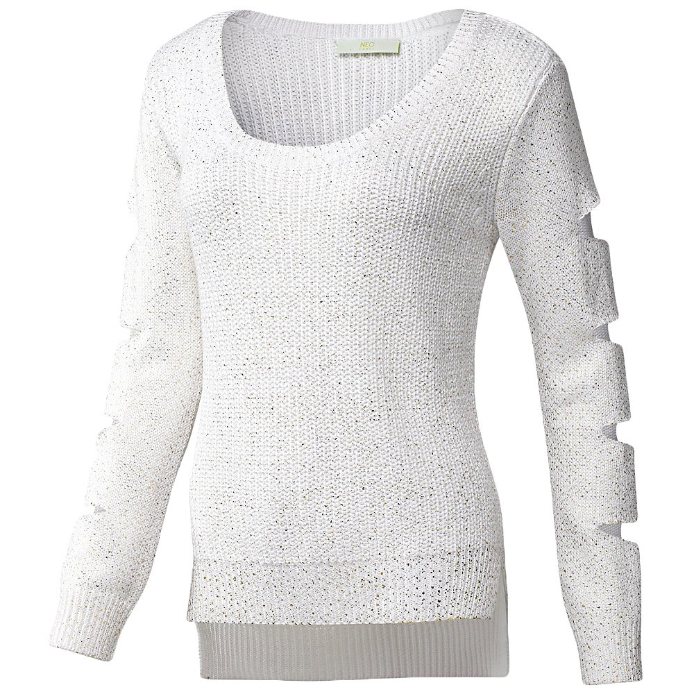 Details about Adidas NEO Selena Gomez Sweater Knitted Pullover Jumper Ladies Casual show original title