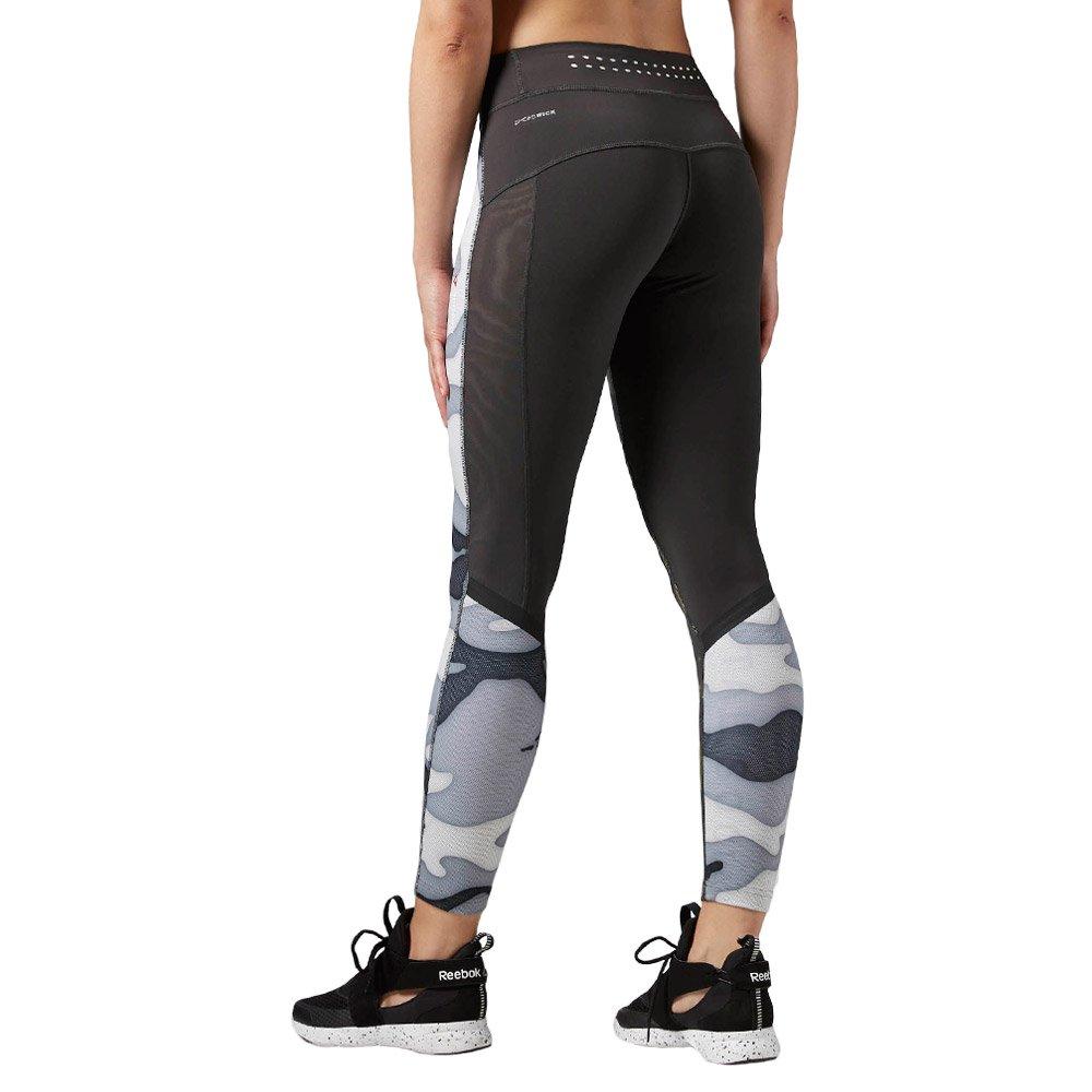 Details about Hose Reebok One Series Tight Damen Leggings Hose Sporthose Fitness Jogging