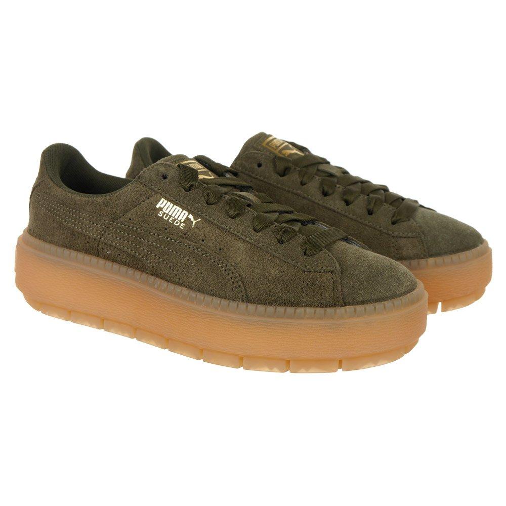 Dettagli su Scarpe PUMA Platform Trace WN 'S DONNA Exclusive Sneaker Scarpe da Ginnastica mostra il titolo originale