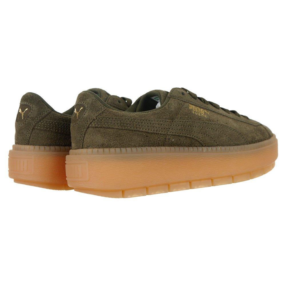 Puma Suede Platform Trace WS Damen Sneakers Schuhe Neu
