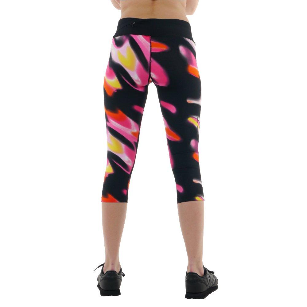 Details about Asics fuzex Knee Tight Leggings Womens Running- show original  title