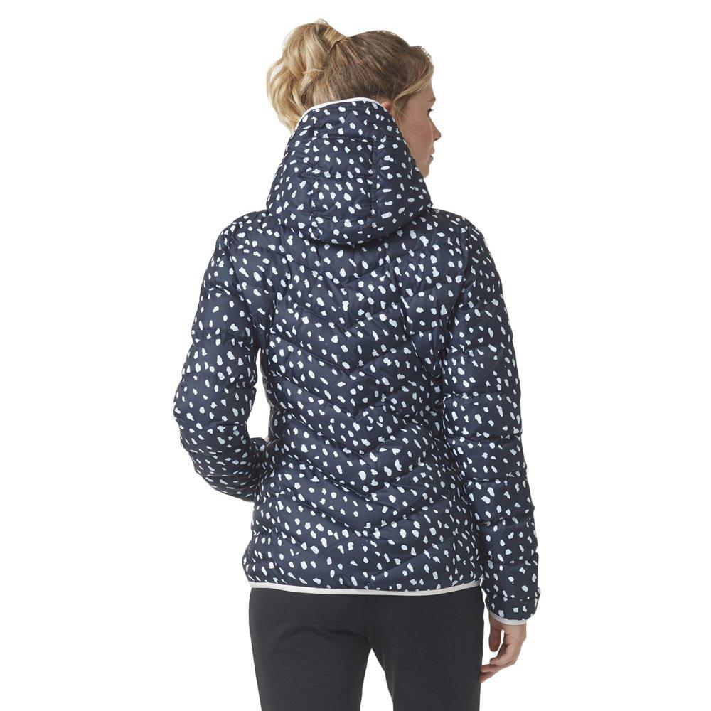 Details zu Adidas Originals Slim AOP All Over Print damen winter jacke