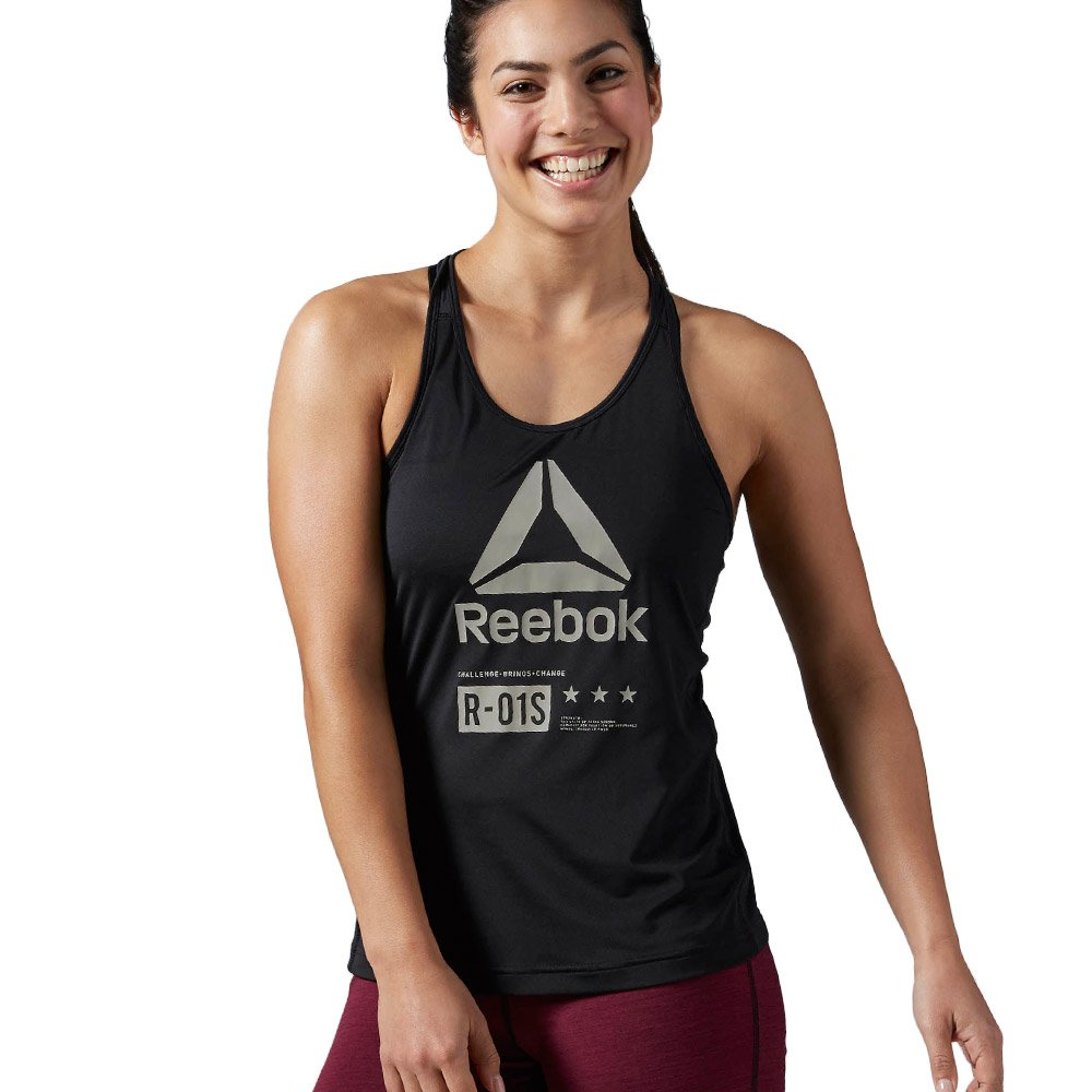 Reebok Damen activchill Graphic Training Tank Top | eBay