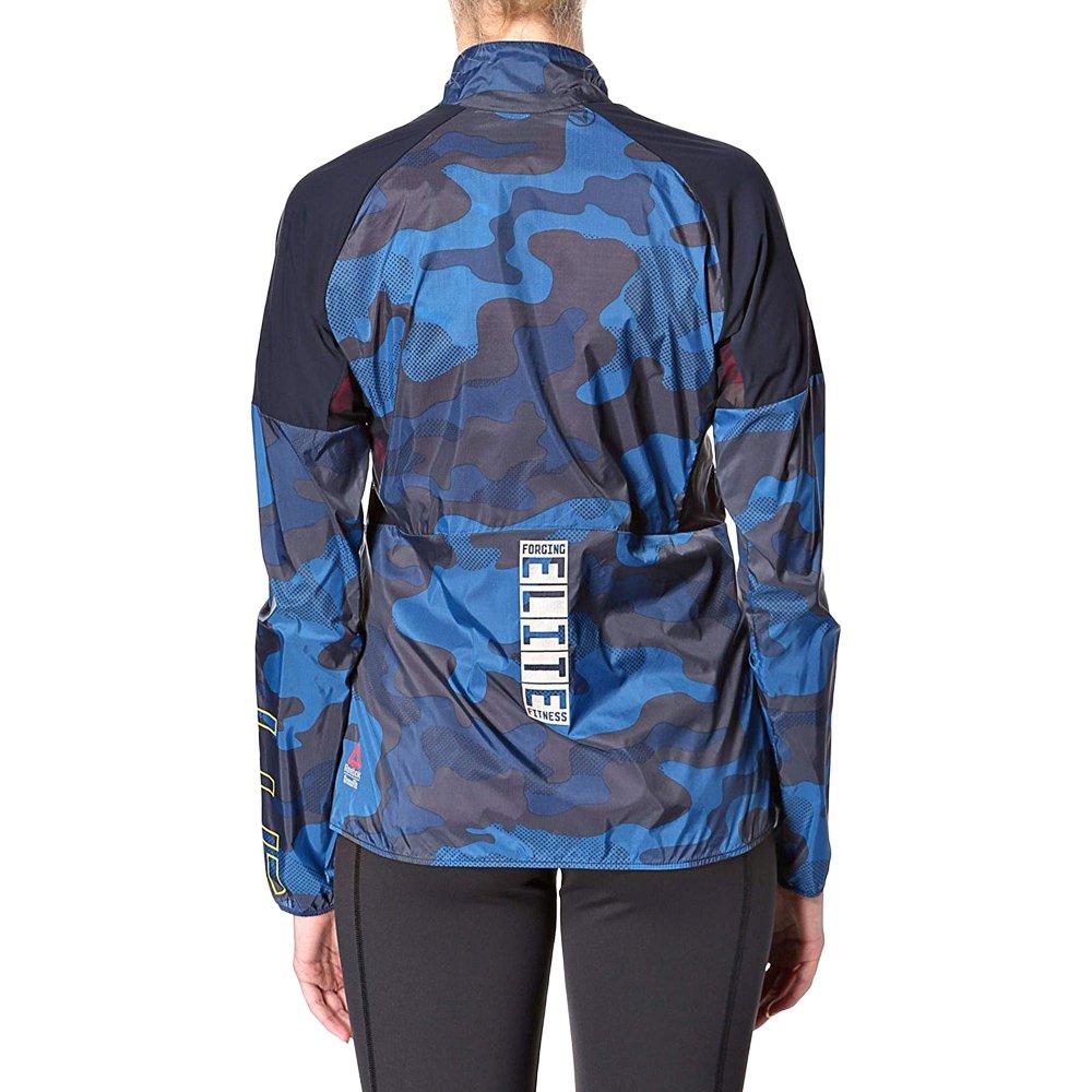 Reebok CrossFit Zip Trainingsjacke Damen NEU Bekleidung