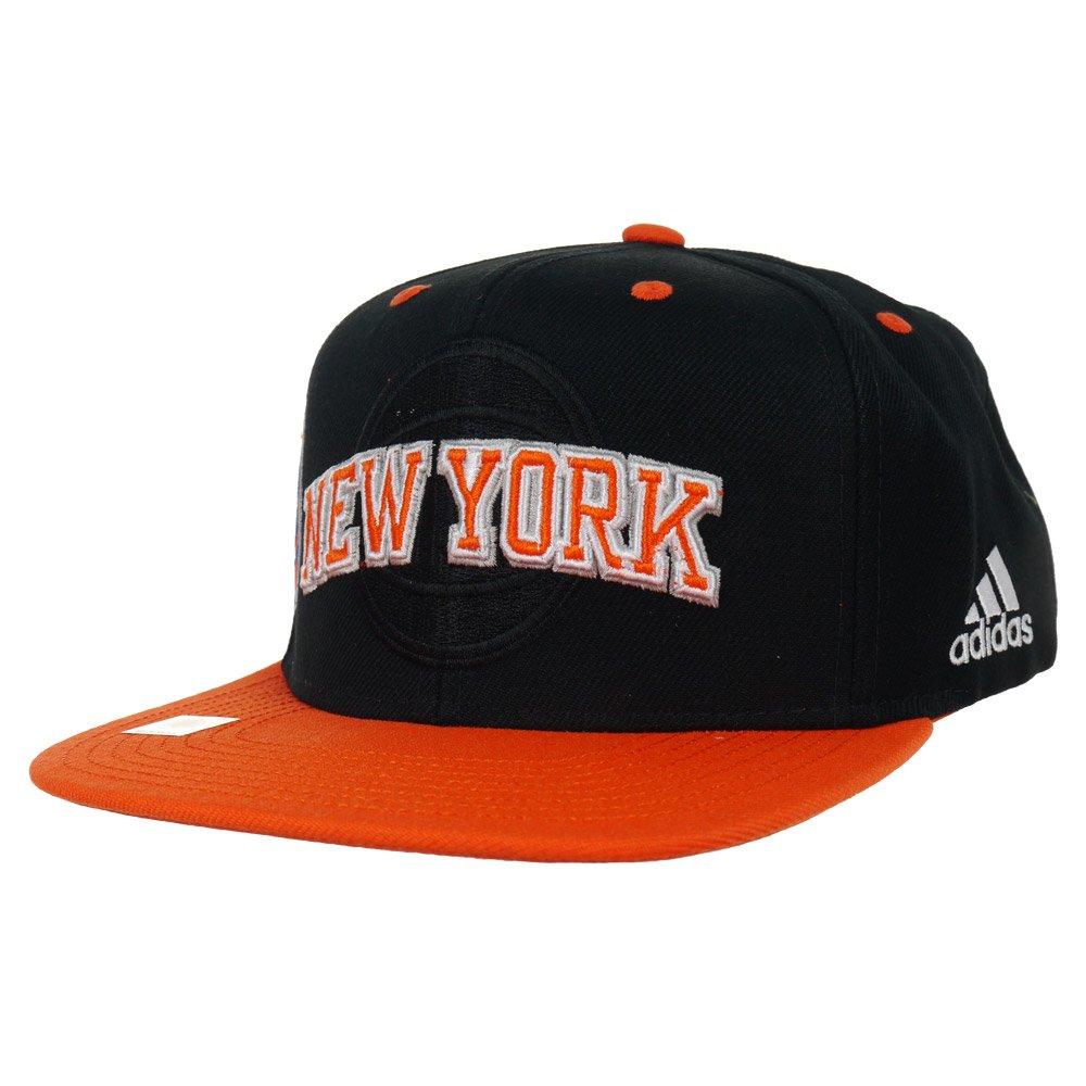 Details about Adidas NBA New York Knicks Flat Brim Snapback Cap Cap show original title